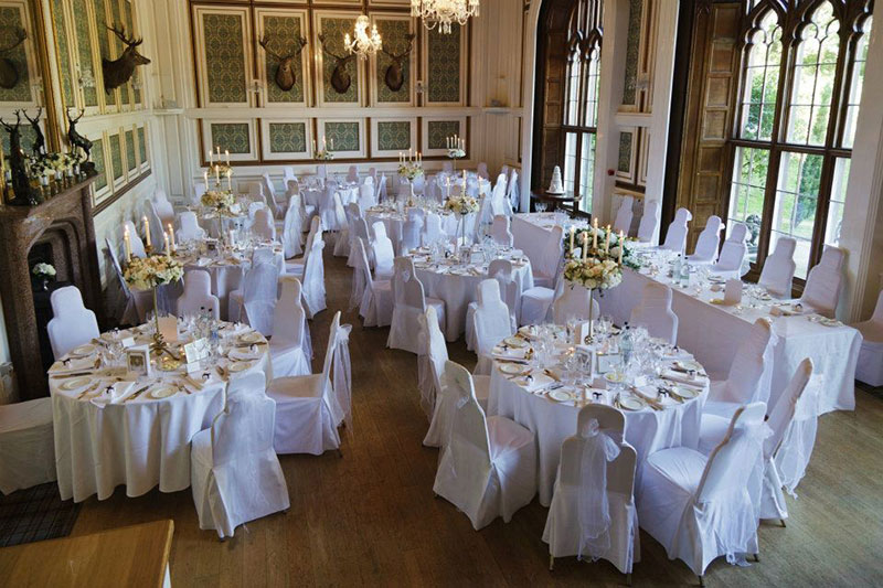 Drumtochty Castle | Tartan Weddings